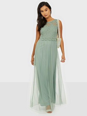 Vila VILYNNEA MAXI DRESS/SU - FAV