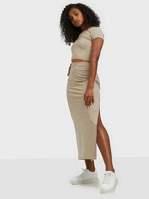 NLY Trend Tee Slit Skirt Set