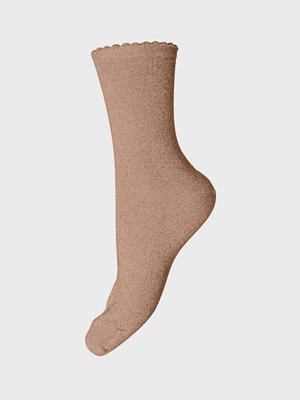 Strumpor - Pieces Pcsebby Glitter Long 1 Pack Socks N