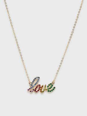 Glamorous halsband Pride Necklace