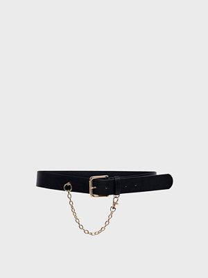 Bälten & skärp - Only Onljanice Pu Chain Jeans Belt