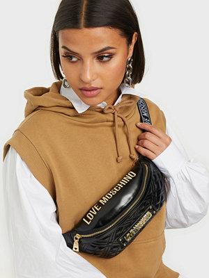 Love Moschino svart väska JC4011PP1BLA0