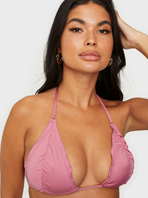 NLY Beach Ruched Into This Bikini Top
