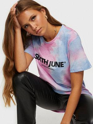 Sixth June Tie Dye Tshirt Dress