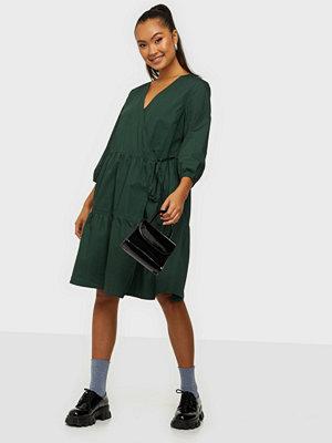 Object Collectors Item Objschinni L/S Wrap Dress PB8