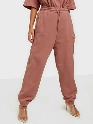 Adidas Originals omönstrade byxor Cuffed Pant Pink