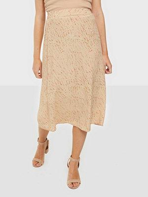 Pieces Pcmarguerite Mw Midi Skirt