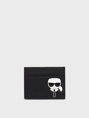Plånböcker - Karl Lagerfeld K/Ikonik Classic Card Holder
