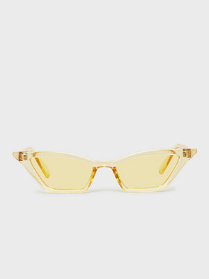 Solglasögon - Glamorous Yellow Sunglasses