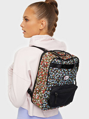 Nike mönstrad väska W NK TANJUN BKPK - AOP FEMME