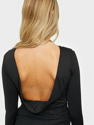 NLY Trend Waterfall Back Top