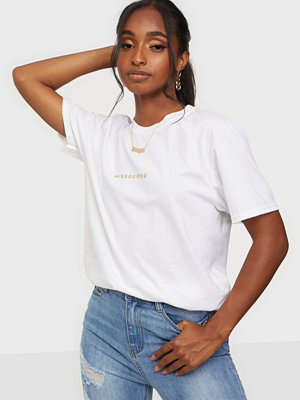 Missguided Graphic Oversize Tee