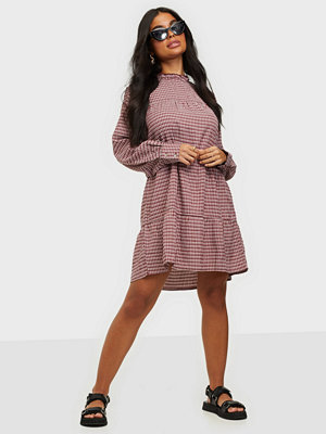 Only ONLCAROLE LIFE L/S DRESS WVN