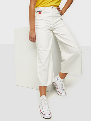 Tommy Jeans MEG MR WIDE LEG ANKLE