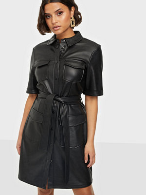 Only ONLMAYLEE-MADA FAUX LEATHER DRESS P