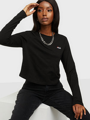 Fila EAVEN cropped long sleeve shirt