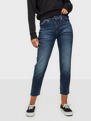Tommy Jeans IZZY HR SLIM ANKLE CNDBCF