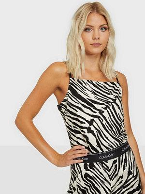 Calvin Klein Prt Zebra Cami Top