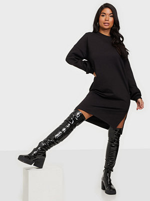 NLY Trend Perfect Slit Sweat Dress