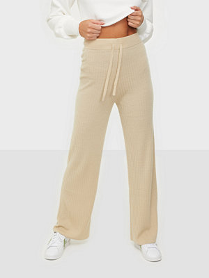 NLY Trend byxor Lovely Knitted Pants