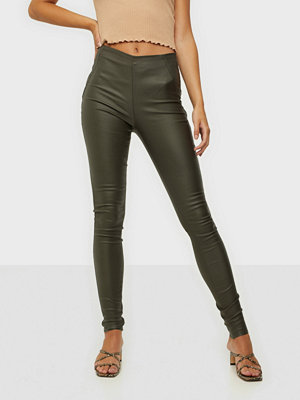Object Collectors Item Objbelle Mw Coated Leggings Noos