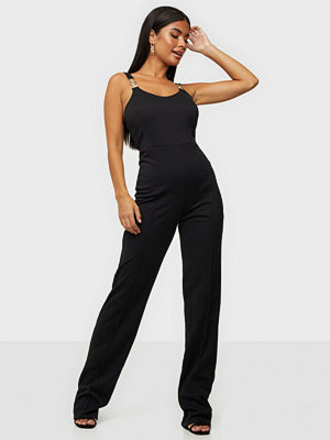 Jumpsuits & playsuits - NLY One Gold Trim Jumpsuit