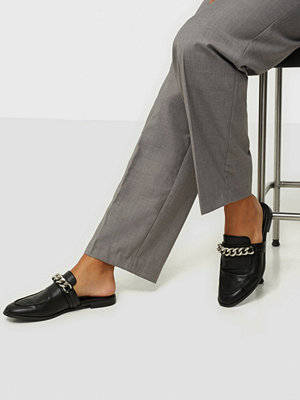Tygskor & lågskor - NLY Shoes Chunky Chain Loafer