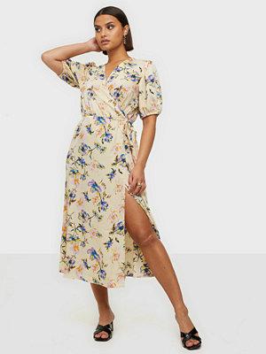 Y.a.s Yassophia Ss Midi Dress Ft S.