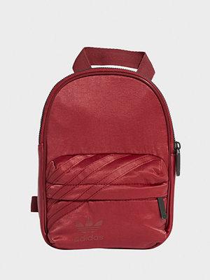 Adidas Originals vinröd ryggsäck Bp Mini