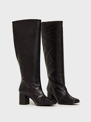 Selected Femme Slfzoey High Shafted Leather Boot B