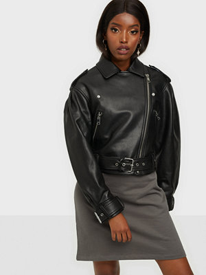 Only ONLGIGI FAUX LEATHER BIKER OTW