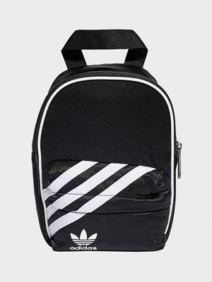 Adidas Originals svart ryggsäck med tryck Bp Mini