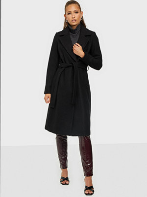 Only Onlgina Wool Wrap Coat Cc Otw