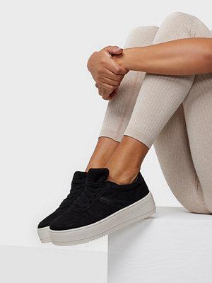 Sneakers & streetskor - Duffy Faux Suede Platform Sneaker