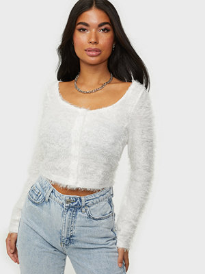 NLY Trend Fluffy Cardigan