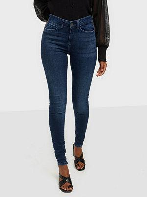 Noisy May Nmlucy Nw Skinny Jeans AZ115DB Bg