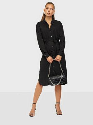Vila Visafina Midi L/S Dress - Noos