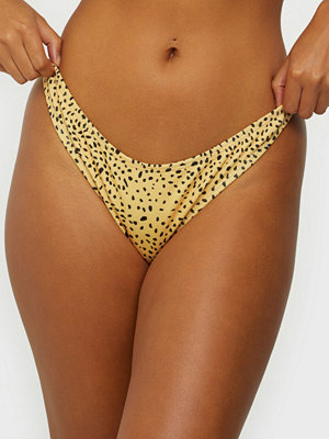 Missguided Animal Boomerang Bikini Brief