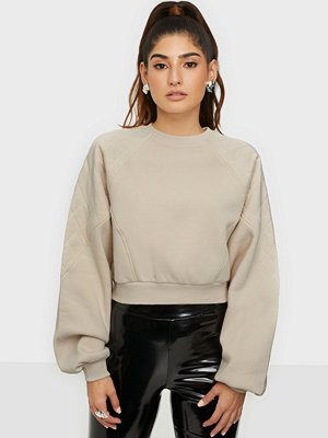 NLY Trend Quilted Detail Sweat