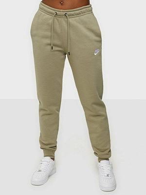 Nike omönstrade byxor W Nsw Essntl Pant Reg Flc