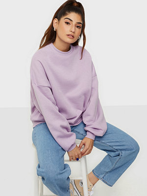 NLY Trend Perfect Chunky Sweater Ljus Lila
