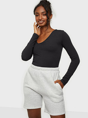 Shorts & kortbyxor - NLY Trend Cozy Sweat Shorts