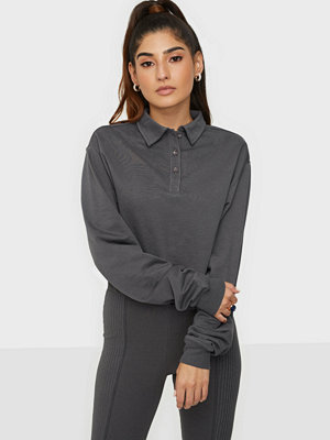 NLY Trend Button Sweat