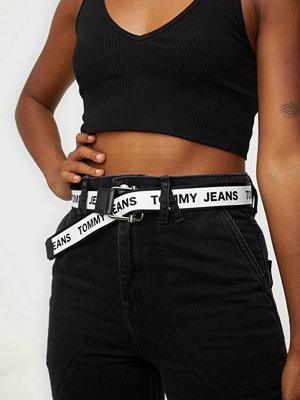 Bälten & skärp - Tommy Jeans Tjw Logo Tape Rev Web Belt 3.5