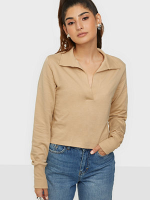 NLY Trend Your Best Collar Sweat