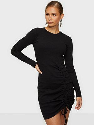 NLY Trend Drawstring Rib Dress