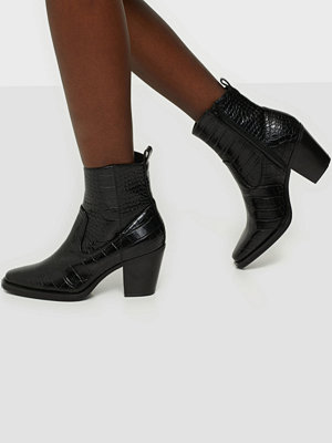 ONLY SHOES ONLBELIZE-1 PU STRUCTUR HEELED BOOT