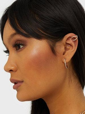 NLY Accessories örhängen Earcuff Multipack
