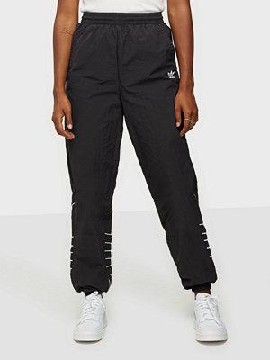 Adidas Originals svarta byxor Lrg Logo Tp