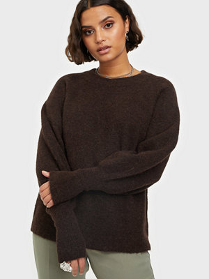 Selected Femme Slfsif Kaya Ls Knit O-Neck B